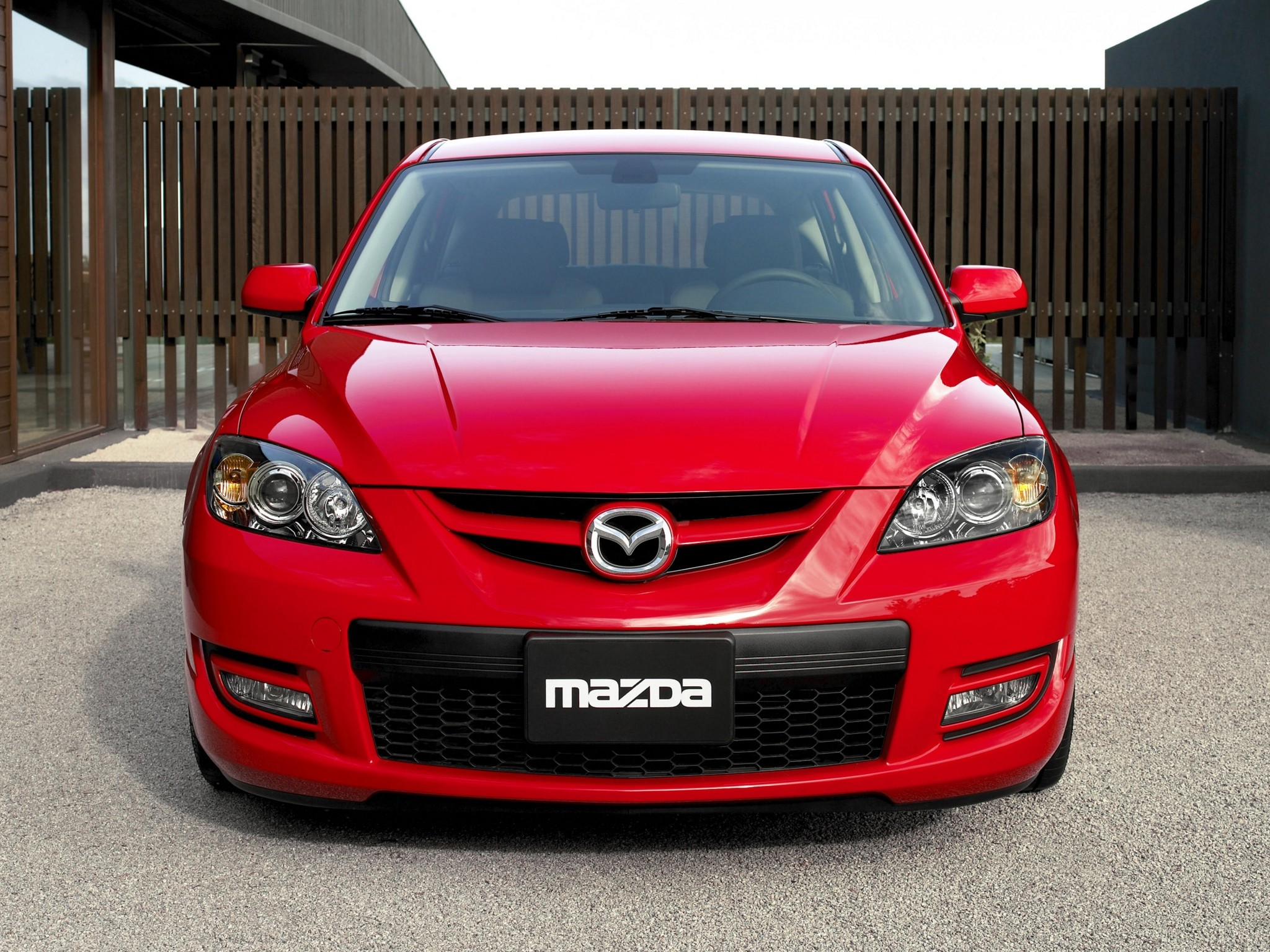 mazda 3 mps mazdaspeed3 2006 2007 2008 2009. Black Bedroom Furniture Sets. Home Design Ideas
