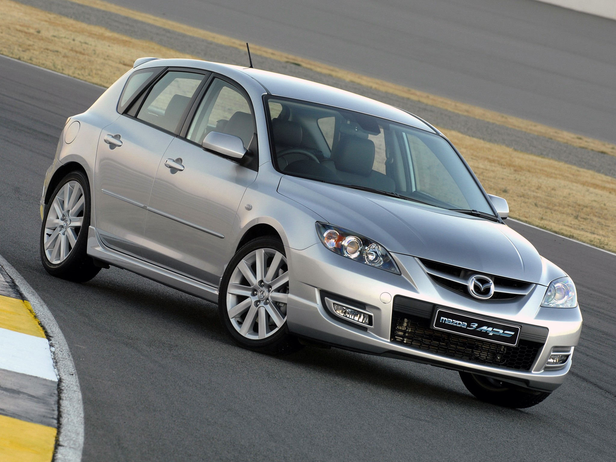 mazda 3 mps mazdaspeed3 specs photos 2006 2007. Black Bedroom Furniture Sets. Home Design Ideas