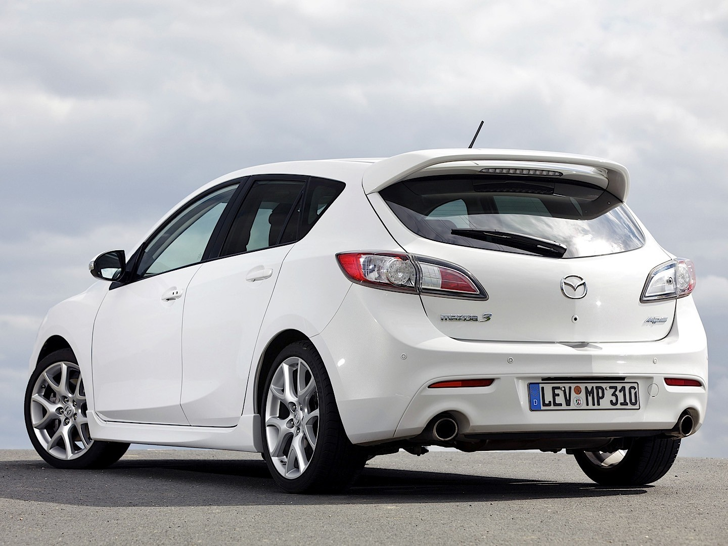 Mazda 3 Mps Mazdaspeed3 2009 2010 2011 2012 2013