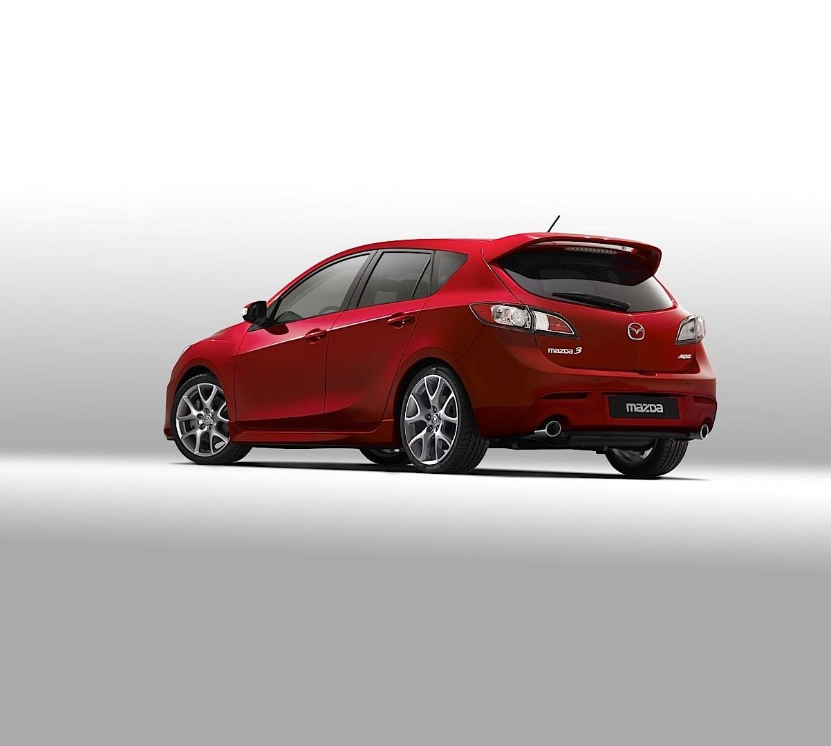 Mazda Mazda 3: MAZDA 3 MPS / MAZDASPEED3 Specs & Photos