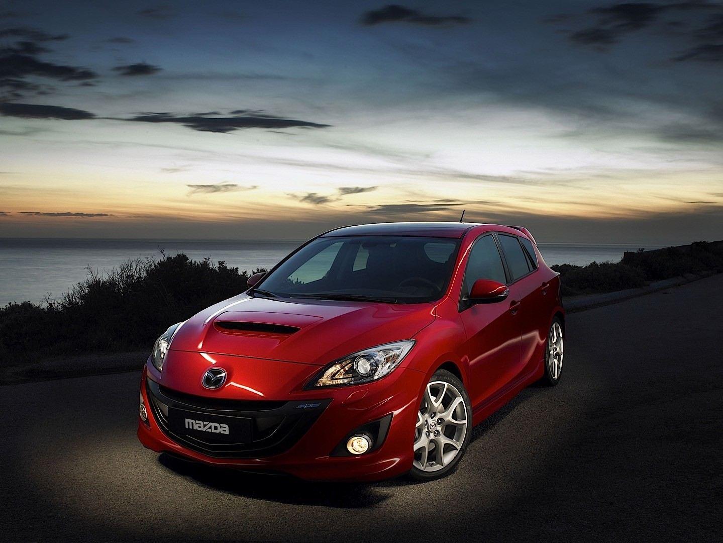 mazda 3 mps mazdaspeed3 specs photos 2009 2010. Black Bedroom Furniture Sets. Home Design Ideas