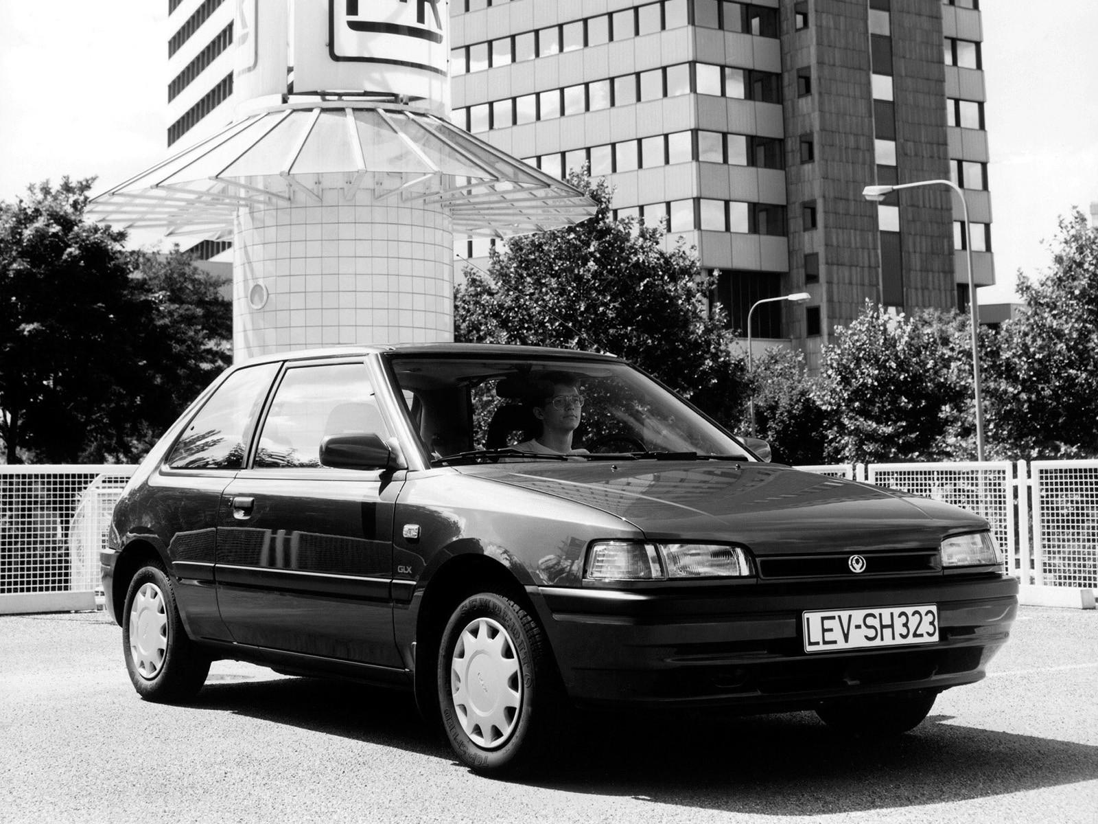 Mazda Bg Hatchback
