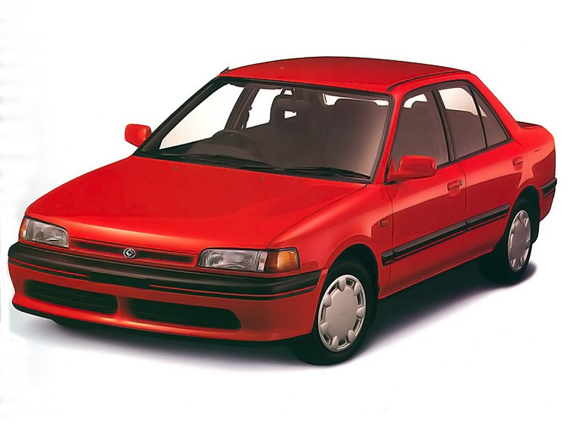 Honda Engines From Japan MAZDA 323 (BG) Sedan - 1989, 1990, 1991 - autoevolution