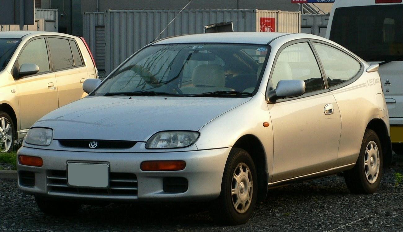 ... MAZDA 323 C (BH) (1994 - 1997) ...