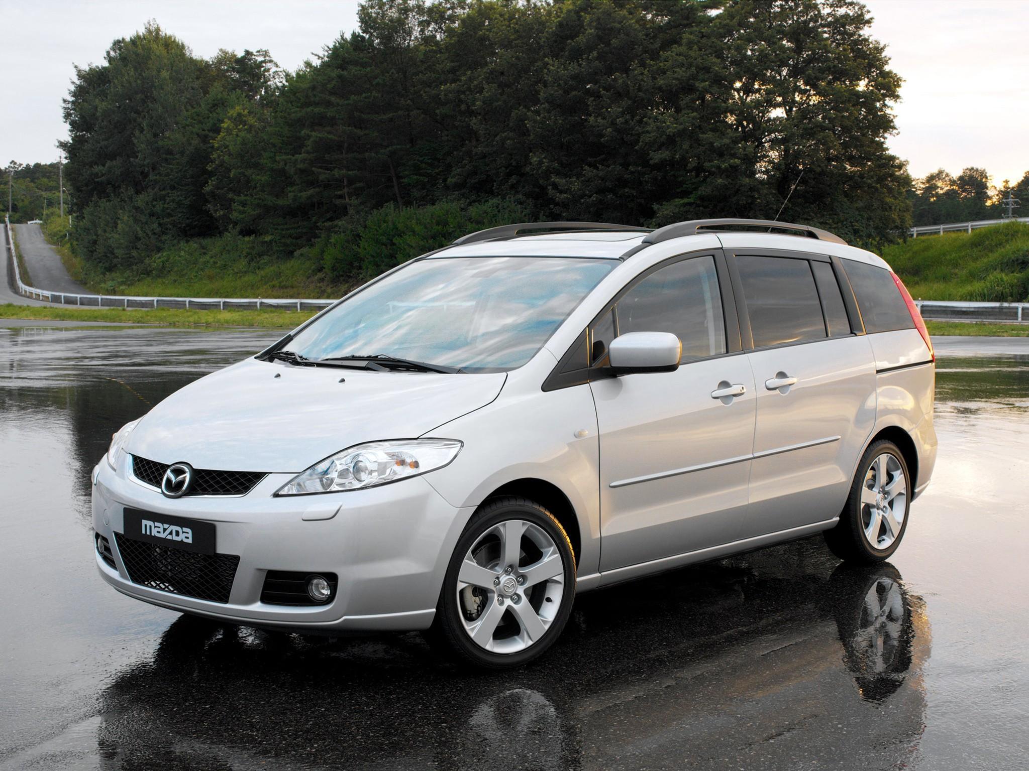 Kekurangan Mazda Premacy Murah Berkualitas