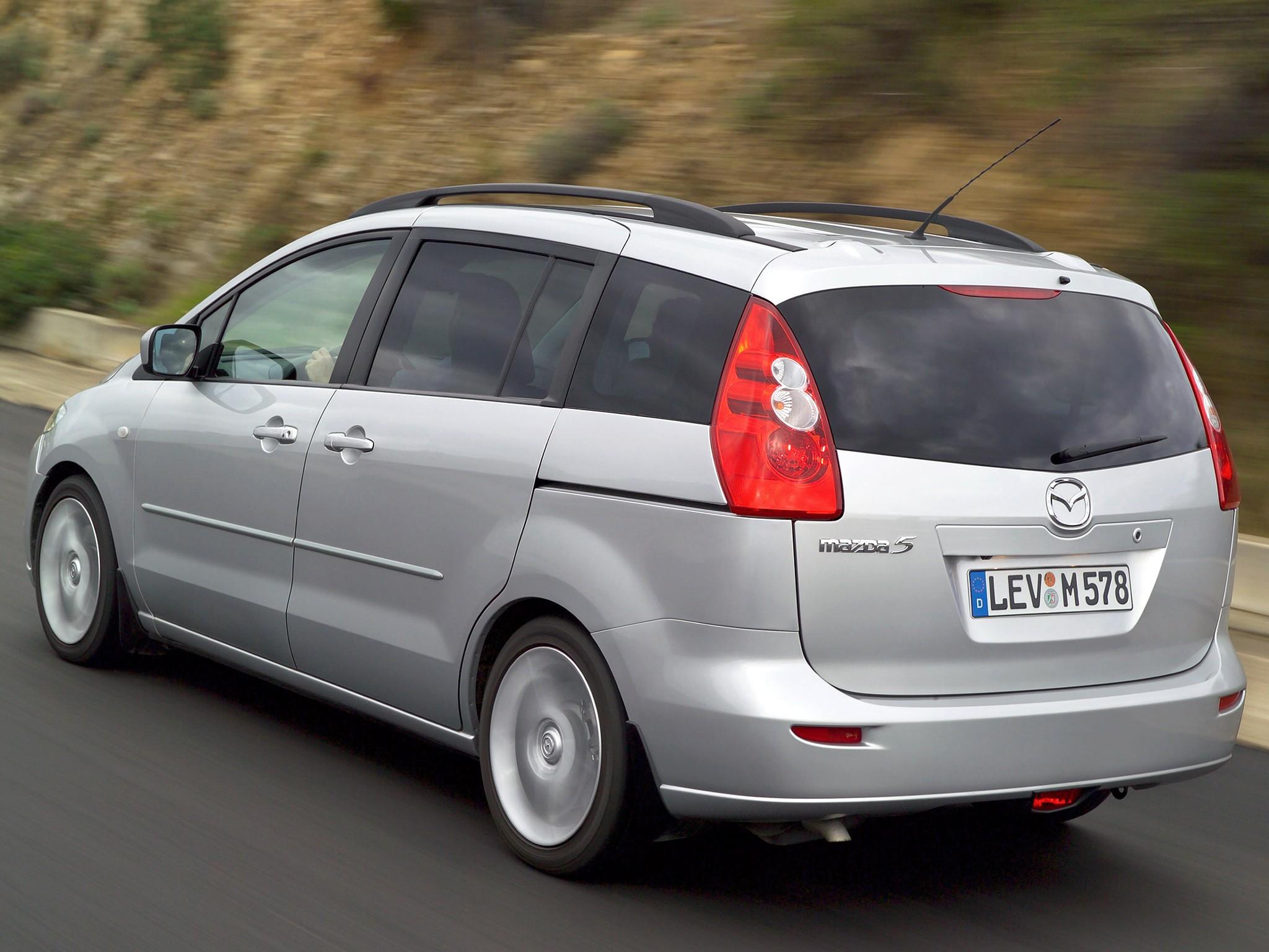 Kelebihan Mazda Premacy Top Model Tahun Ini
