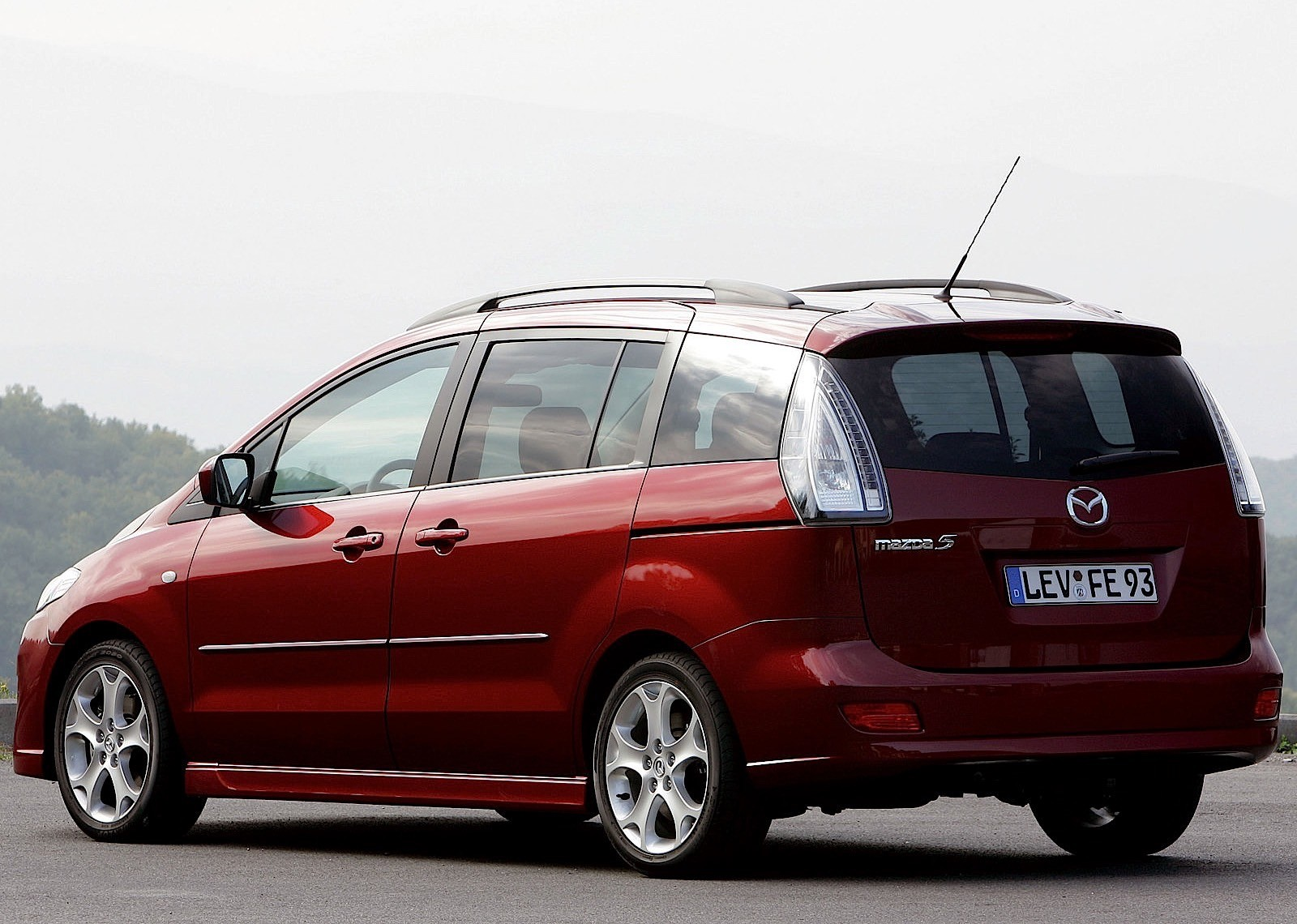 MAZDA 5 / Premacy specs & photos - 2008, 2009, 2010 ...