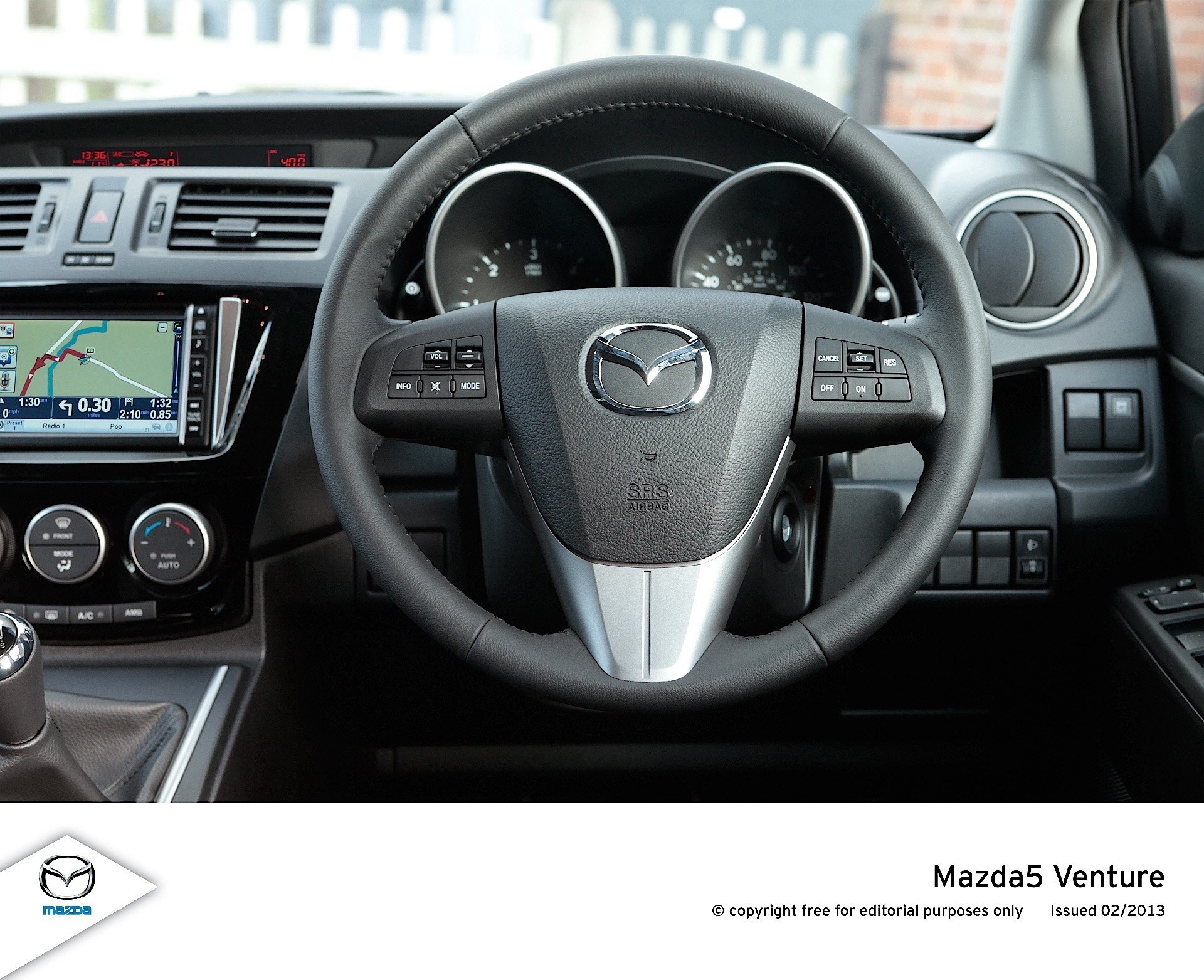 MAZDA 5 / Premacy specs & photos - 2010, 2011, 2012, 2013 ...
