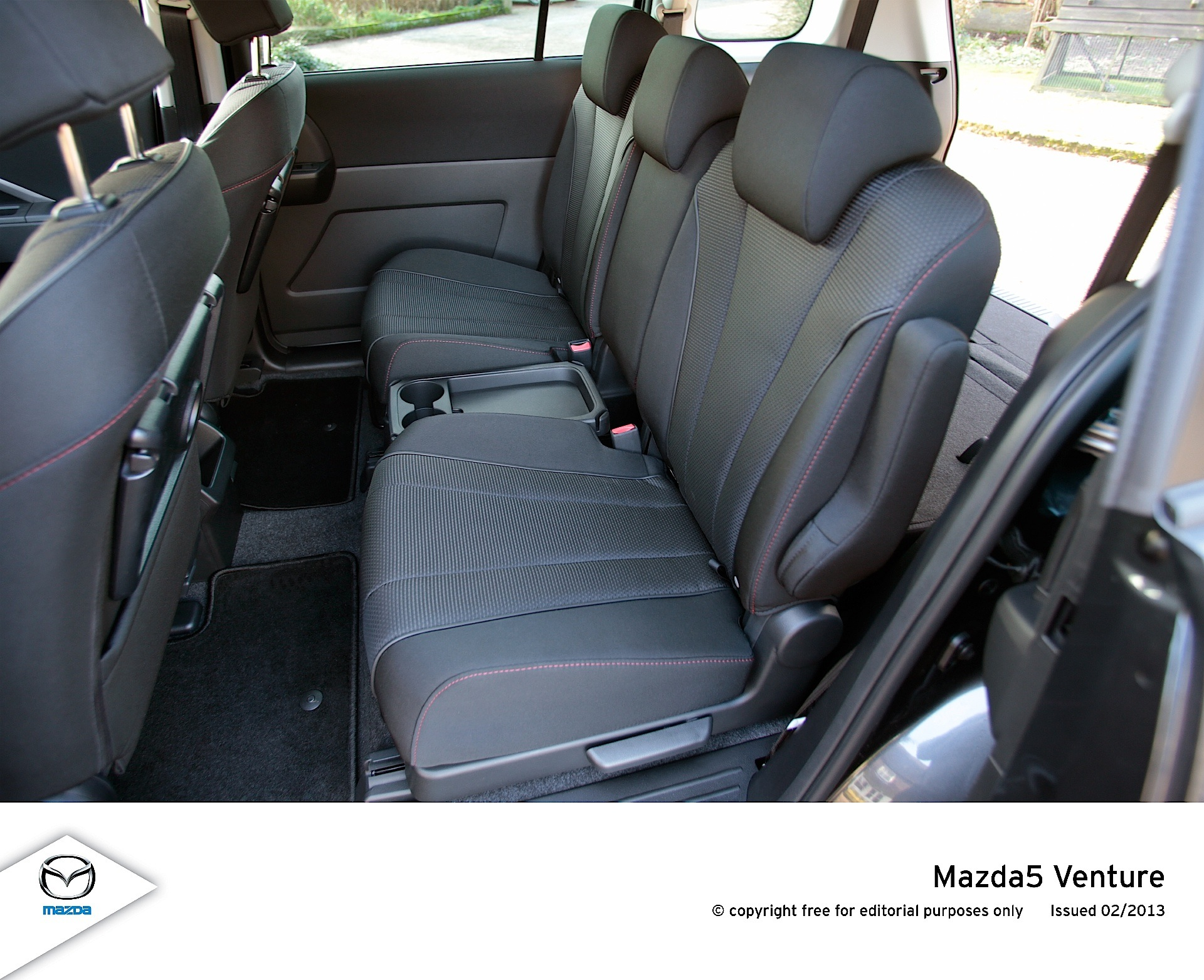 Mazda 5 Premacy Specs Amp Photos 2010 2011 2012 2013