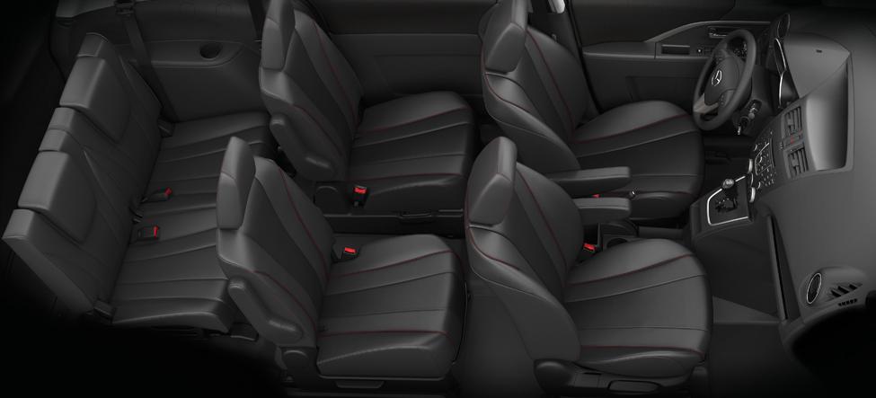 Mazda 5 Premacy 2010 Present