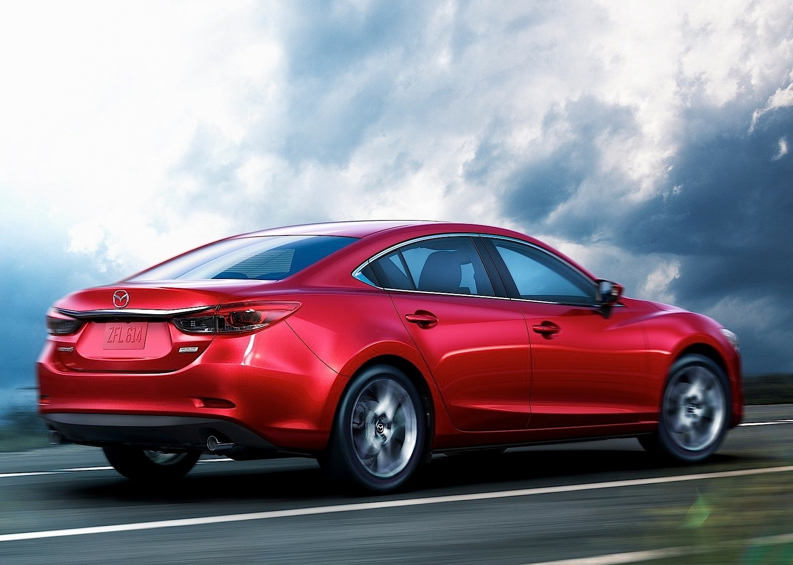 Mazda 6 Ajovalopolttimon Vaihto