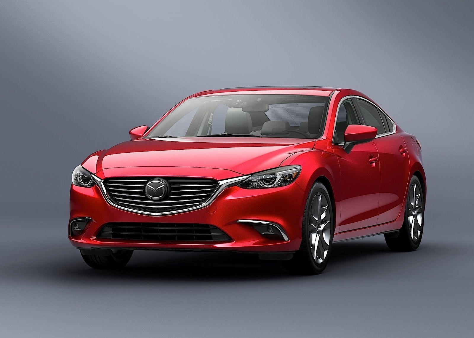 mazda 6 atenza sedan 2015 2016 autoevolution. Black Bedroom Furniture Sets. Home Design Ideas