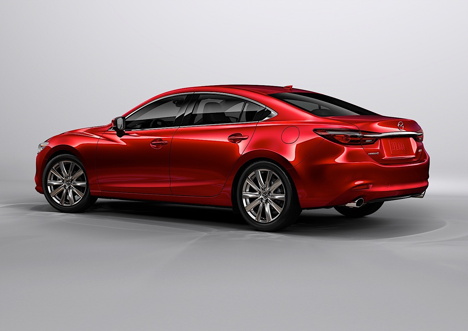 mazda 6 atenza sedan specs 2018 autoevolution. Black Bedroom Furniture Sets. Home Design Ideas