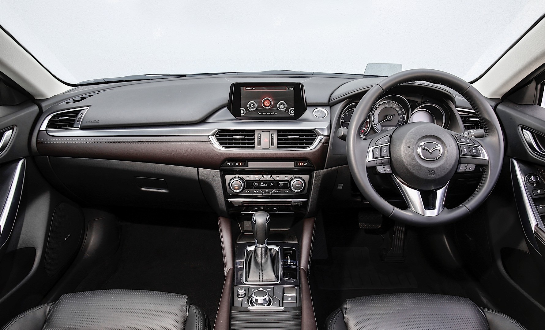 Mazda 6 Atenza Wagon 2015 2016 2017 Autoevolution