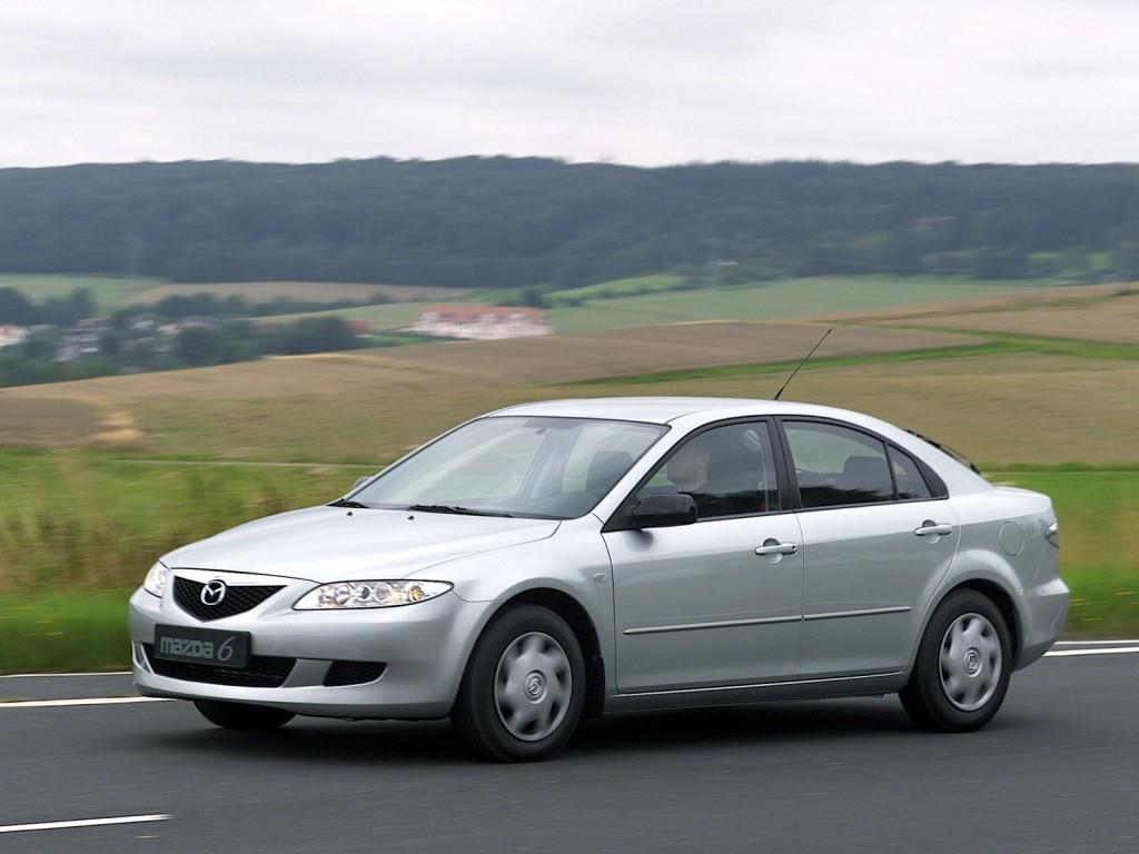Mazda 6 Station Wagon 2017 >> MAZDA 6/Atenza Hatchback - 2002, 2003, 2004, 2005 - autoevolution