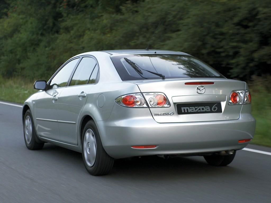 Mazda 6  Atenza Hatchback