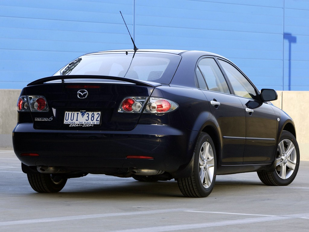 Mazda 3 Hatchback Used >> MAZDA 6/Atenza Hatchback - 2002, 2003, 2004, 2005 ...
