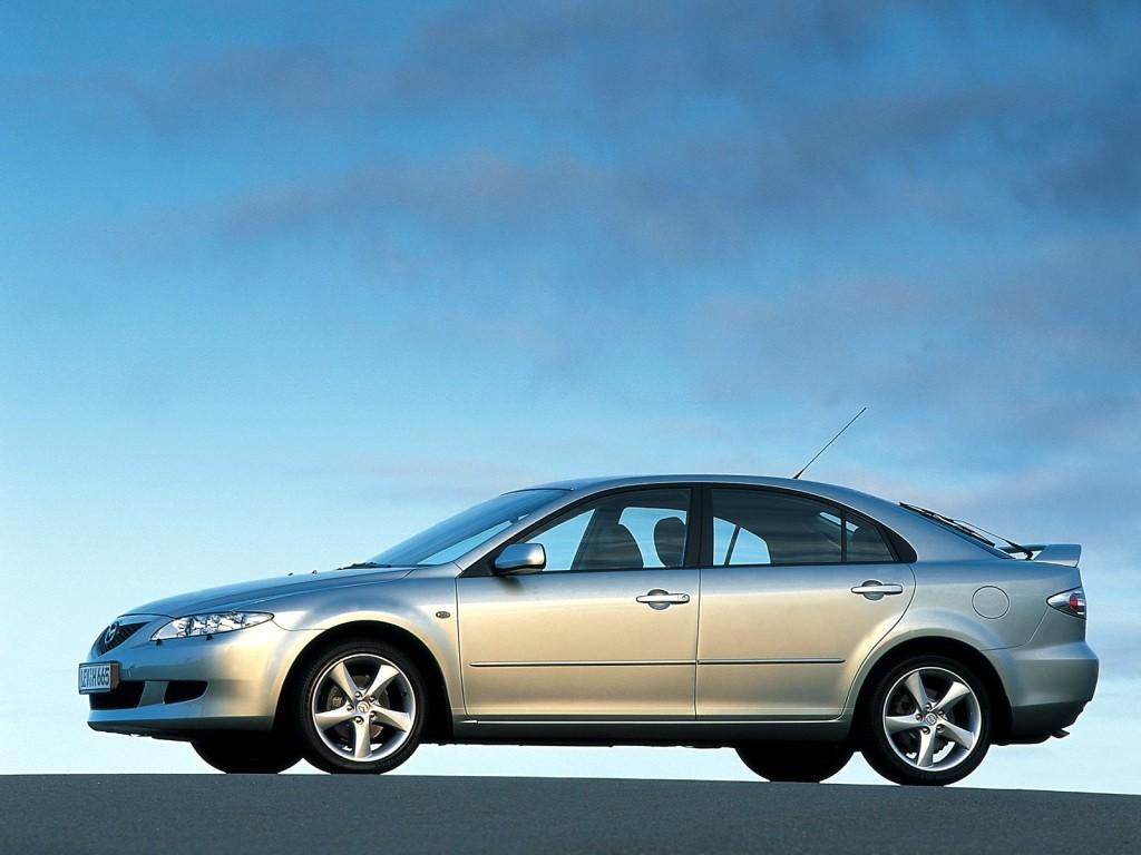 Mazda Atenza Hatchback