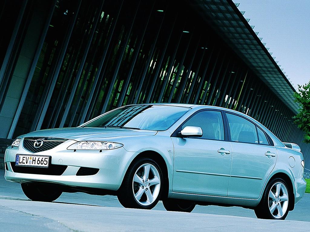 Used Cars Tucson >> MAZDA 6/Atenza Hatchback specs & photos - 2002, 2003, 2004 ...