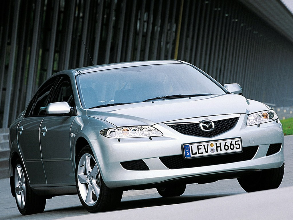 mazda 6 atenza hatchback 2002 2005