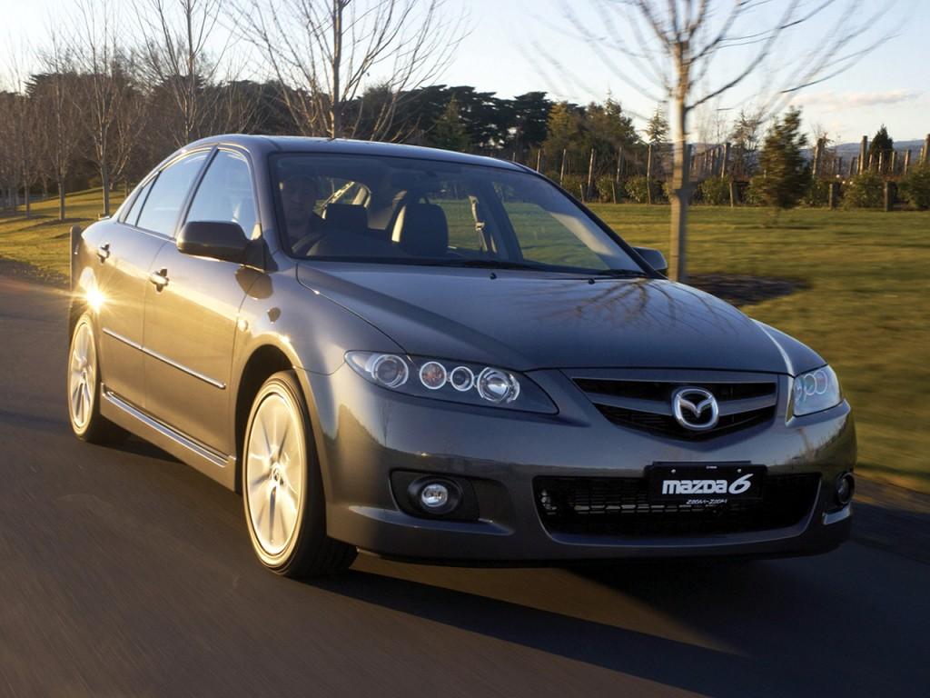 2004 Mazda 3 Hatchback >> MAZDA 6/Atenza Hatchback specs & photos - 2002, 2003, 2004, 2005 - autoevolution