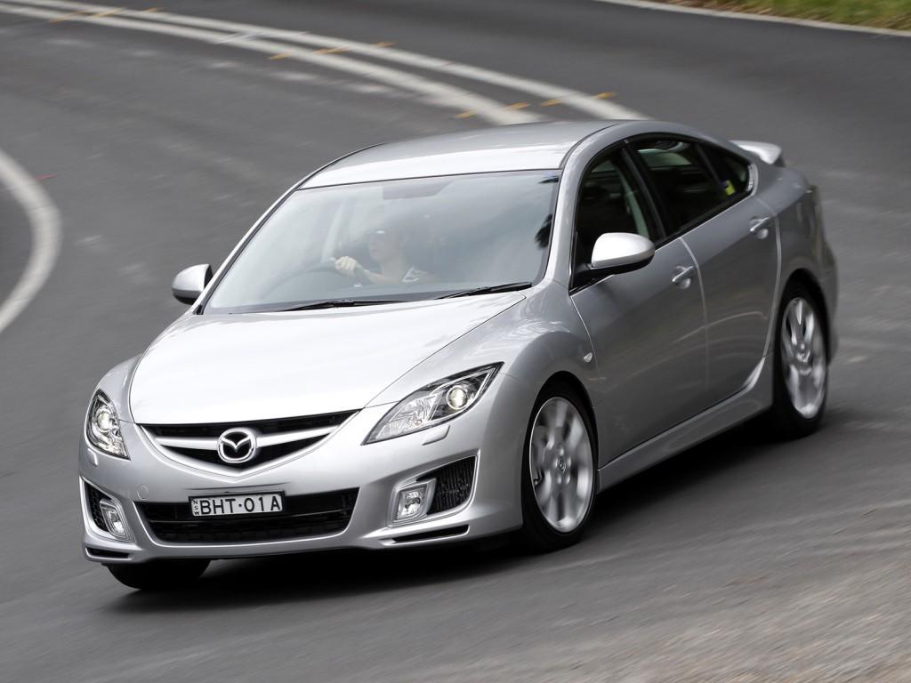 Mazda 6 Atenza Hatchback 2007 2017