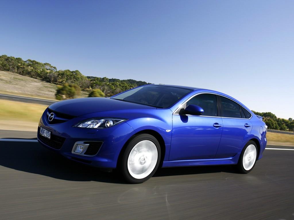 Mazda 3 Hatchback Used >> MAZDA 6/Atenza Hatchback specs - 2007, 2008, 2009, 2010, 2011, 2012, 2013 - autoevolution
