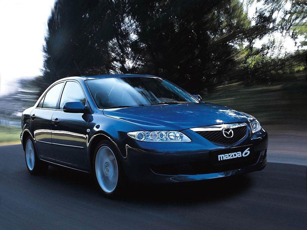 Mazda 6 Atenza Sedan Specs Amp Photos 2002 2003 2004 2005 Autoevolution