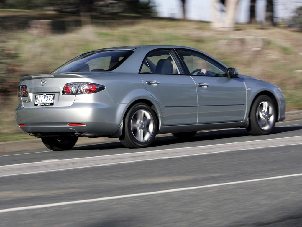 Mazda 6 Atenza Sedan Specs Amp Photos 2002 2003 2004
