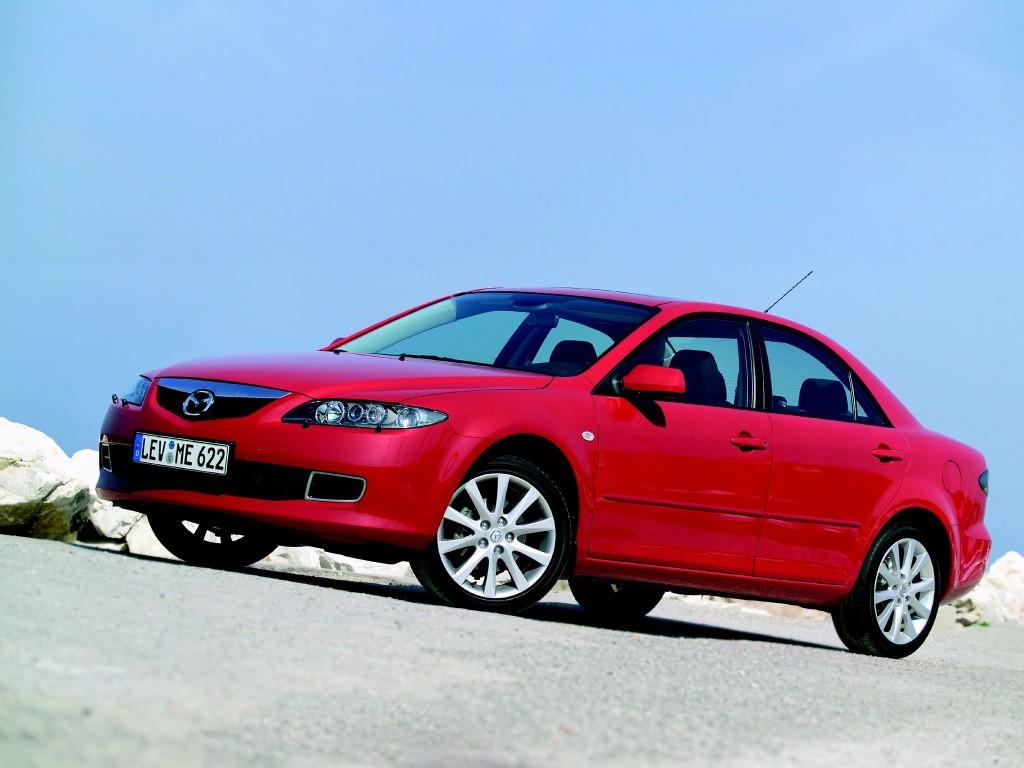 Mazda 6 Atenza Sedan Specs Amp Photos 2005 2006 2007