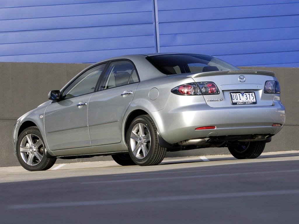 Mazda 6 Atenza Sedan Specs Amp Photos 2005 2006 2007 Autoevolution