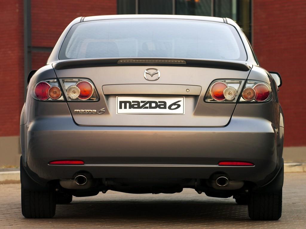 Mazda 6 Atenza Sedan 2005 2007