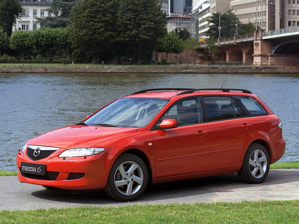 mazda 6 atenza wagon specs photos 2002 2003 2004 2005 autoevolution. Black Bedroom Furniture Sets. Home Design Ideas