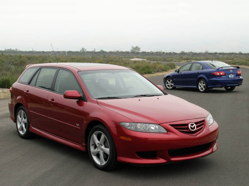 mazda 6 atenza wagon specs 2002 2003 2004 2005 autoevolution. Black Bedroom Furniture Sets. Home Design Ideas