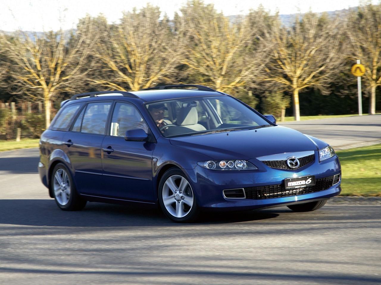 2005 Mazda Atenza Sport Wagon (50 Images) - HD Car Wallpaper