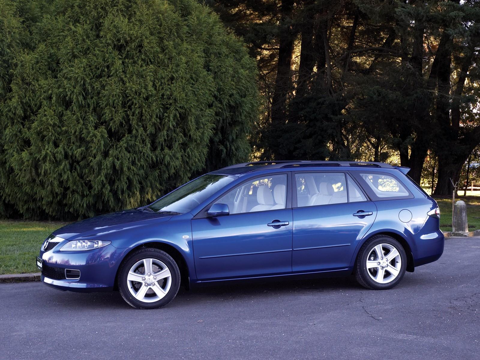 Mazda 6 Atenza Wagon Specs 2005 2006 2007 Autoevolution