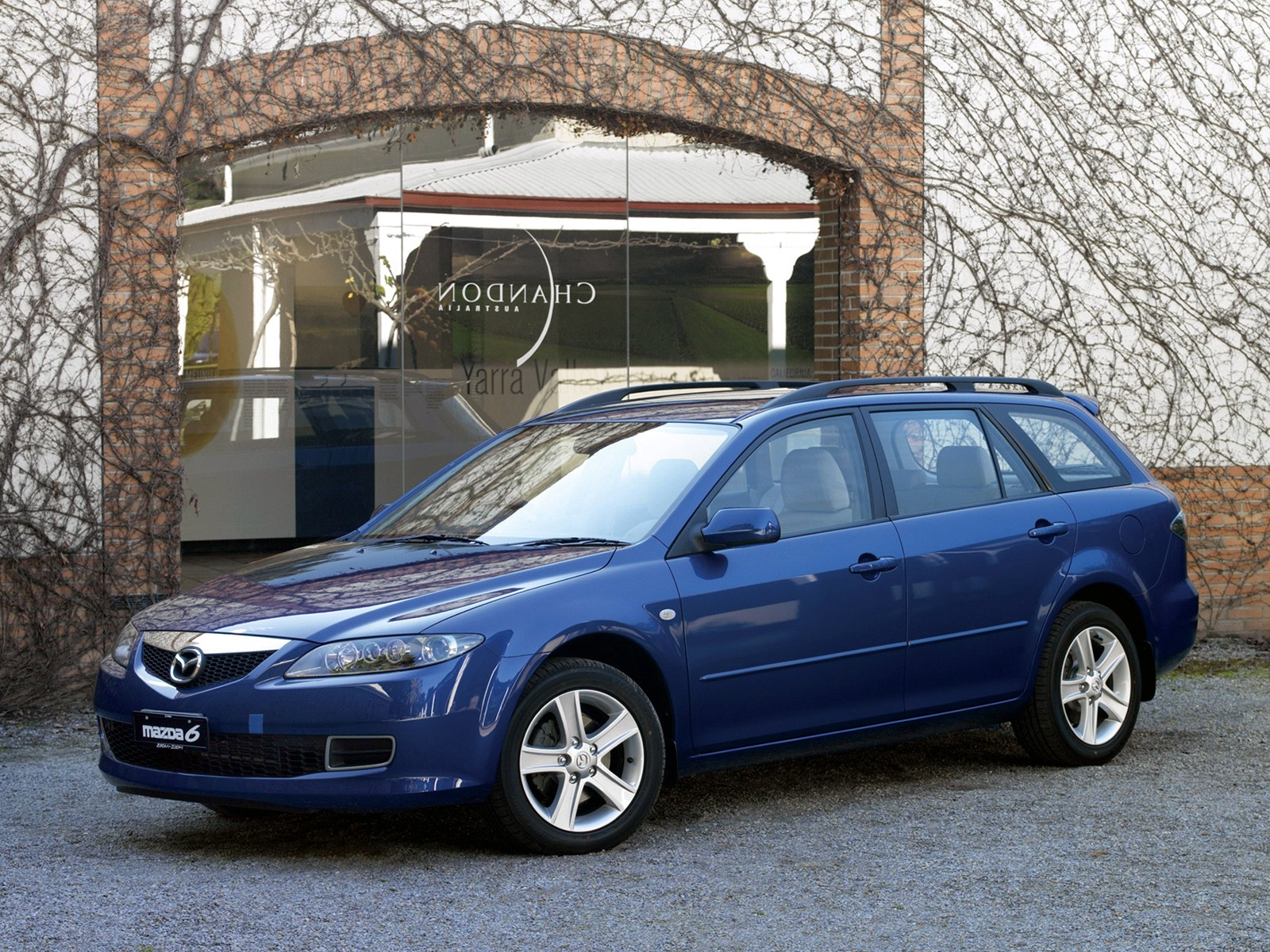 Mazda 6 Atenza Wagon 2005 2007