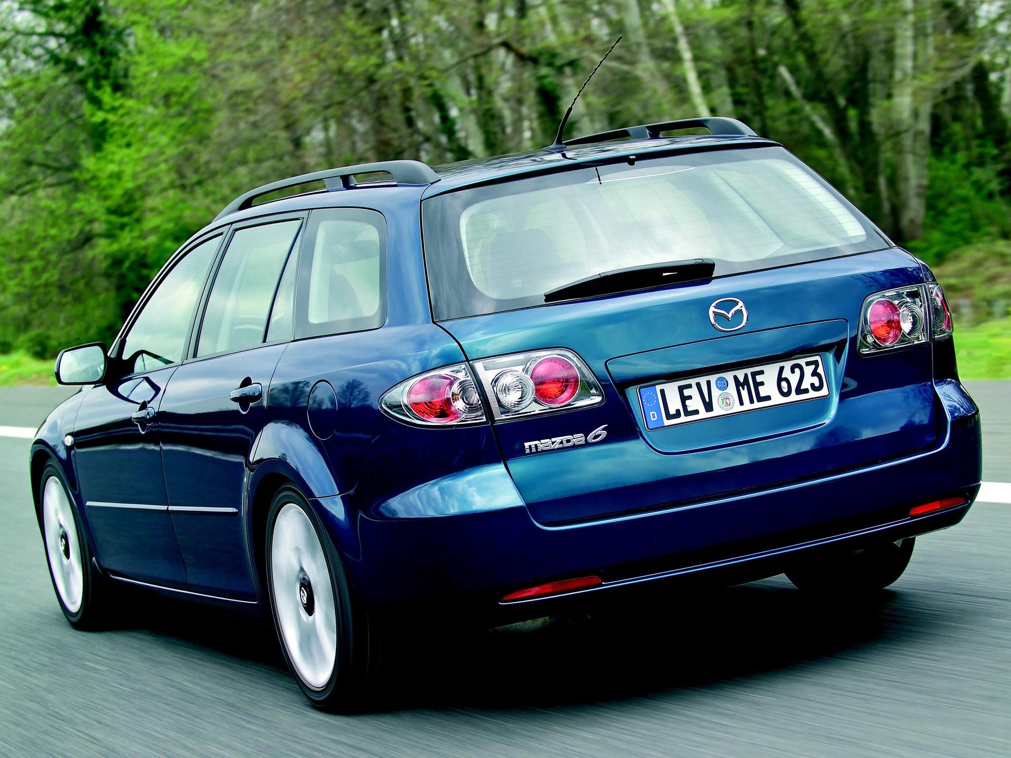 mazda 6  atenza wagon - 2005  2006  2007