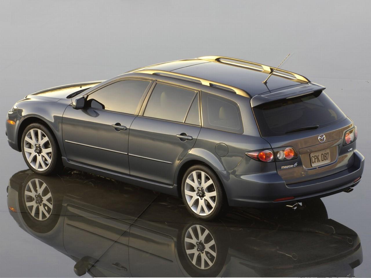 2006 Mazda3 S >> MAZDA 6/Atenza Wagon specs & photos - 2005, 2006, 2007 - autoevolution