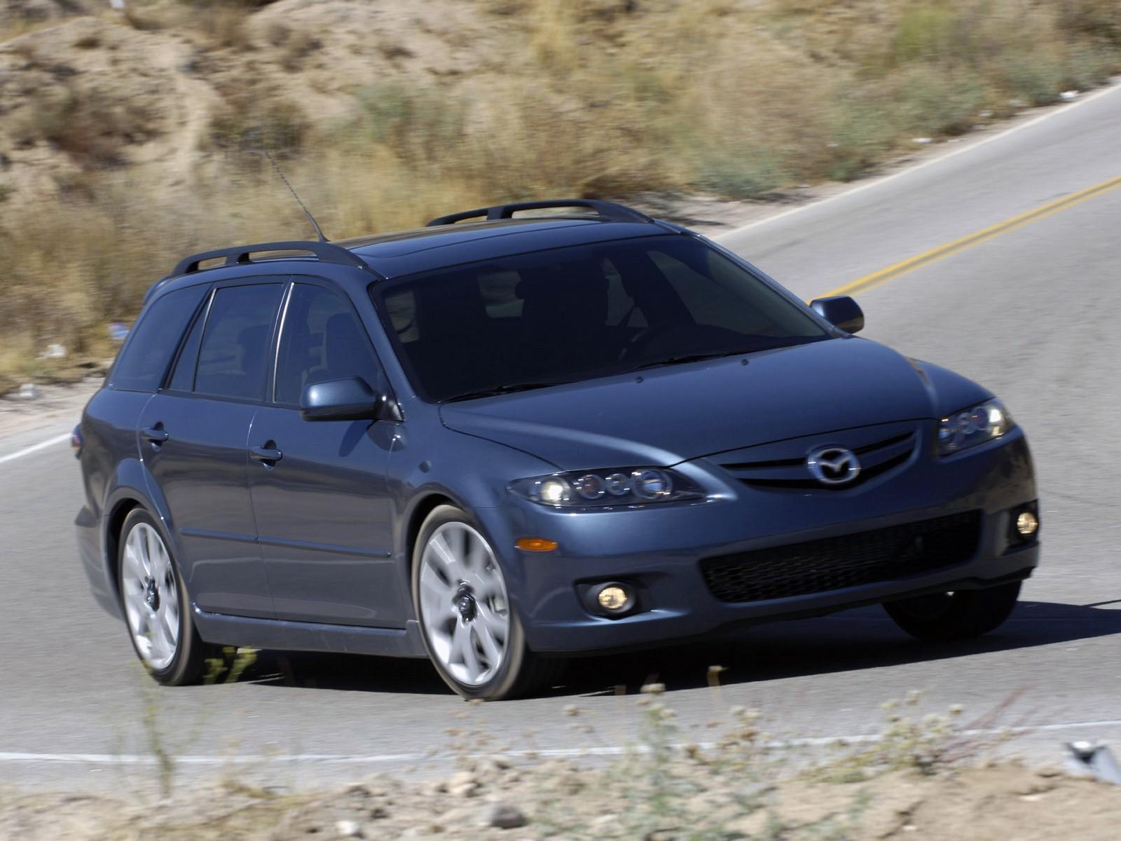 Mazda 6 2020 >> MAZDA 6/Atenza Wagon specs & photos - 2005, 2006, 2007 - autoevolution