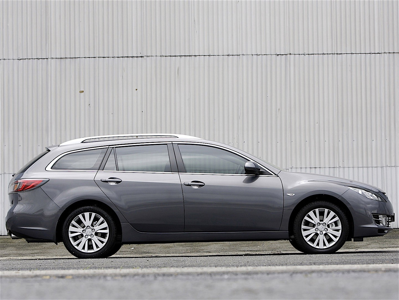 2008 Mazda 6 SAP Wagon - Car Pictures