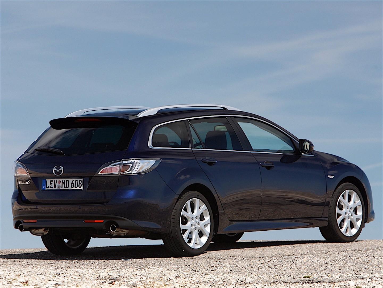 Mazda 6 Atenza Wagon 2007 2008 2009 2010 2011 2012 Autoevolution