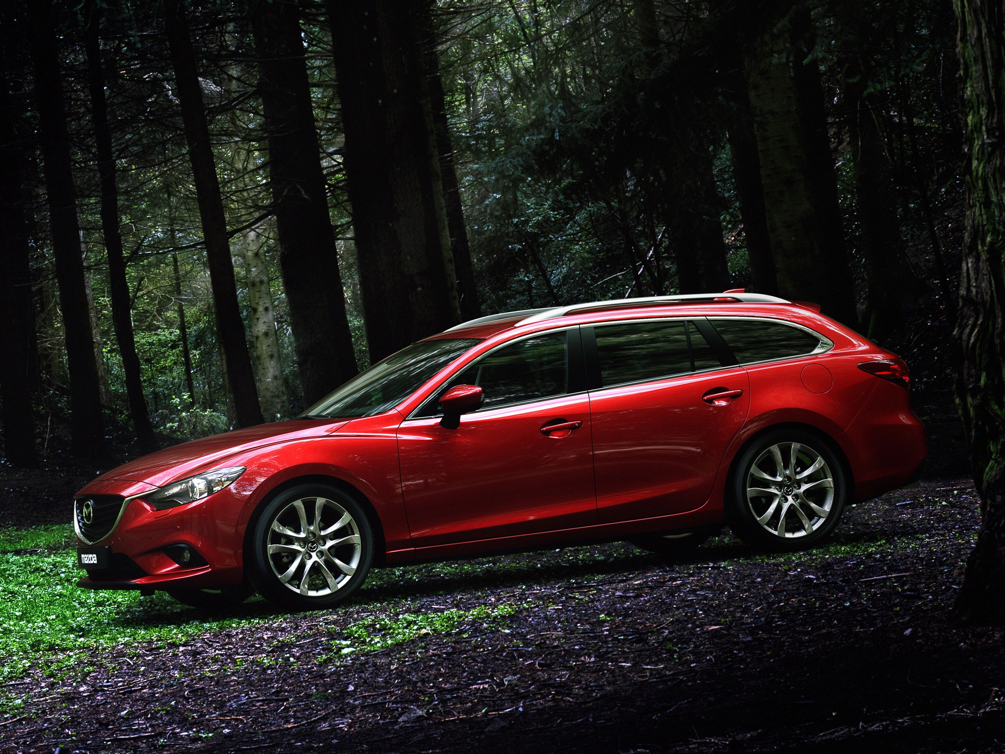 mazda 6 atenza wagon 2013 2014 2015 autoevolution. Black Bedroom Furniture Sets. Home Design Ideas