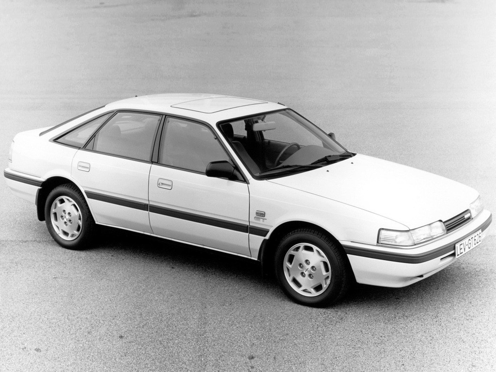 Mazda 626 Mk 3 Hatchback Specs Amp Photos 1988 1989