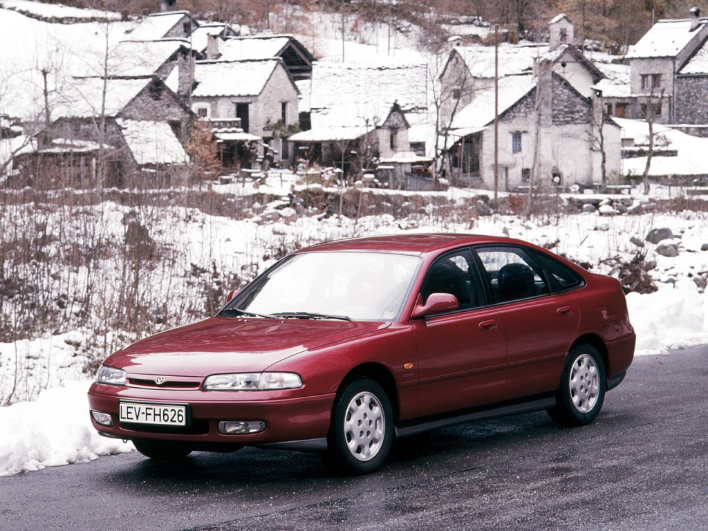 Mazda 626  Mk 4  Hatchback Specs  U0026 Photos