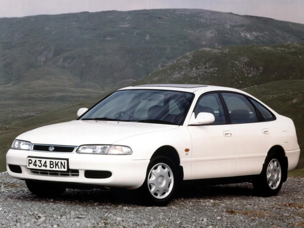 Mazda 626  Mk 4  Hatchback Specs - 1991  1992  1993  1994  1995  1996  1997  1998