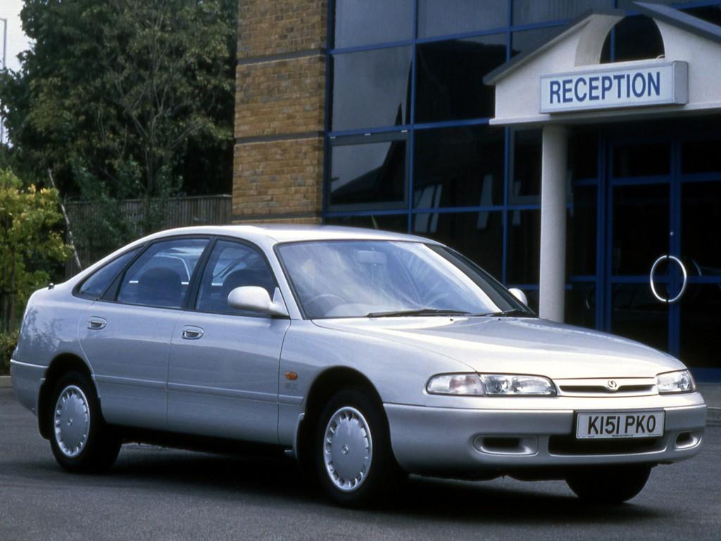mazda 626 (mk.4) hatchback specs - 1991, 1992, 1993, 1994, 1995