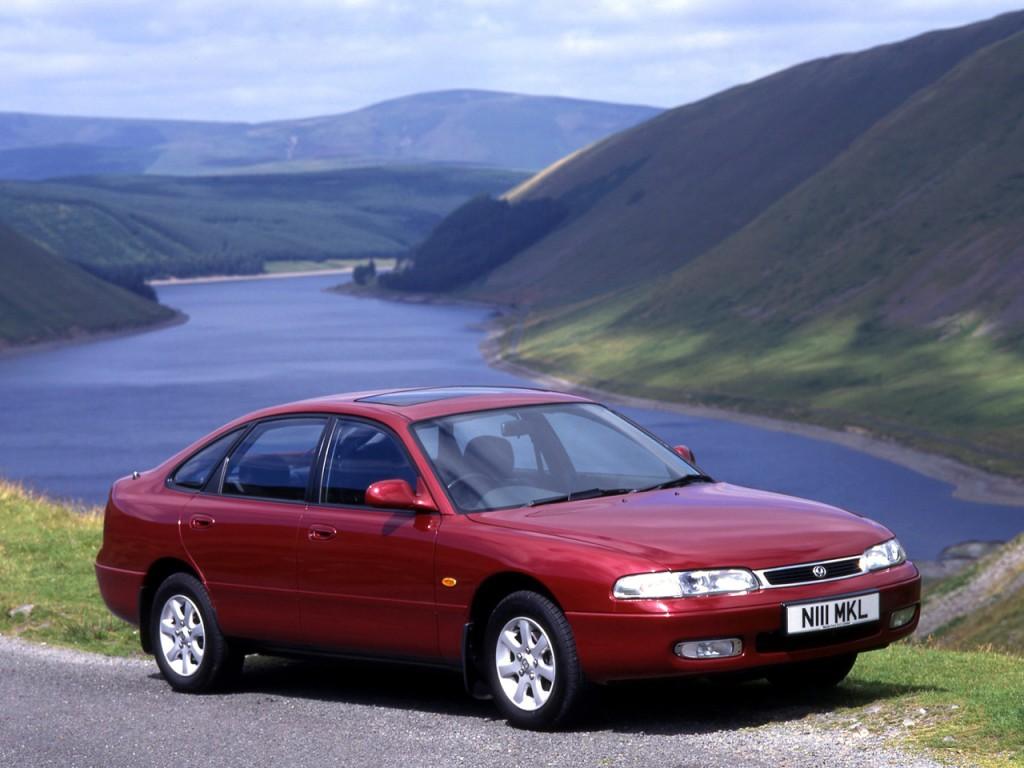 mazda 626 mk 4 hatchback 1991 1992 1993 1994 1995 1996 1997 1998 autoevolution. Black Bedroom Furniture Sets. Home Design Ideas