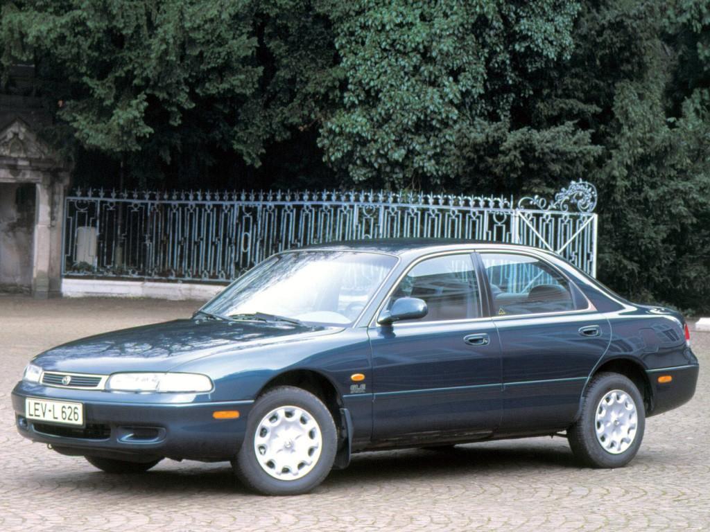... MAZDA 626 (Mk.4) Sedan (1993 - 1998)