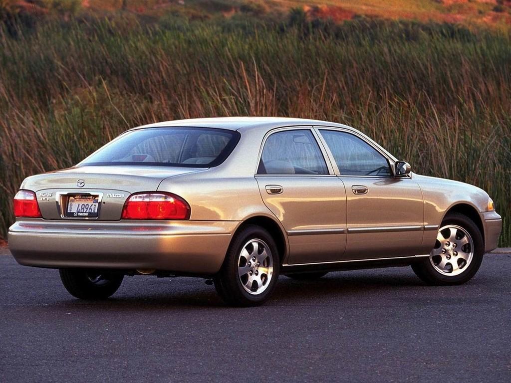 mazda 626 mk 5 sedan 1997 2002